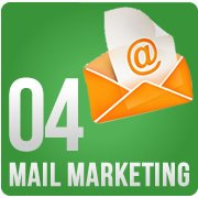 ser primero en google mail marketing